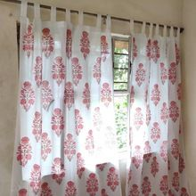 Printed Window Curtains