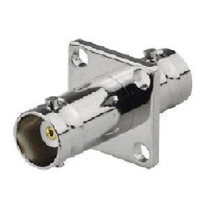 BNC(F)-BNC(F) 4 Hole Adaptor