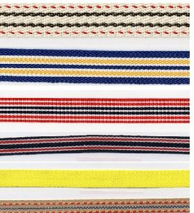 Woven Rigid Tapes