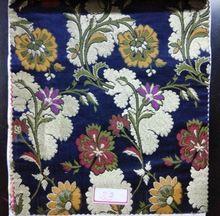 Indian Handloom Brocade Fabric