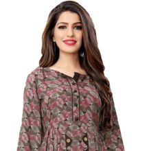 Kurti With Ankle Leanth Anarkali