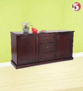 Spacious Kitchen Side Board