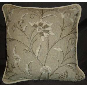 Crewel Pillow Covers