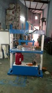 Atomatic Hidrolik Paper Plate Making Machine