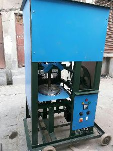 Single Die Fully Automatic Paper Plate Making Machine