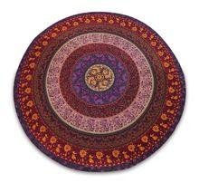 Mandala Round Roundie Yoga Mat