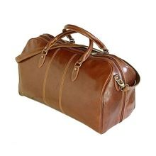 Customize Leather Duffel Bags
