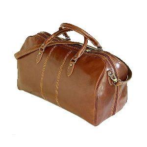 Leather messenger shoulder bags