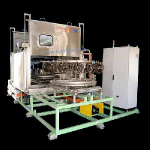 Rail Roller Bearing Cleaning Plant