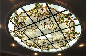 Glass Ceiling Panels