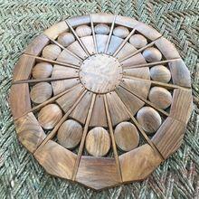 High Quality Shisham Wood Placemat