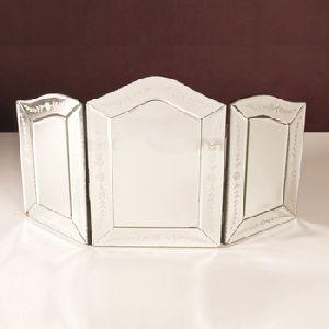 Decorative Rectangular Wall Mirror For Bedroom