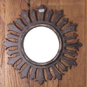 Round Mirrors Bedroom