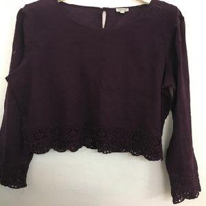 Trendy Black Casual Western Ladies Crop Top