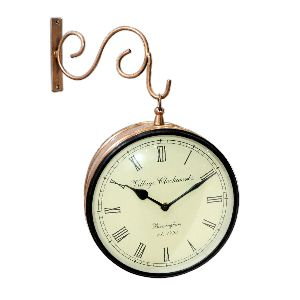 Antique Handmade Wall Clock