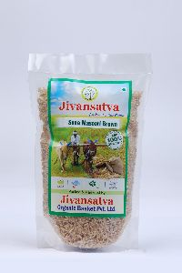 Organic Sona Masoori Brown Rice