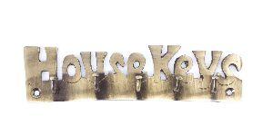 Brass House Keys Key Holder