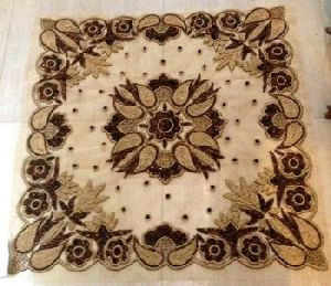 antique table cover