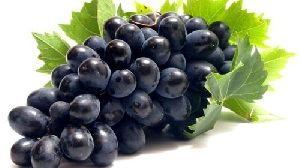 Fresh Black Jumbo Grapes