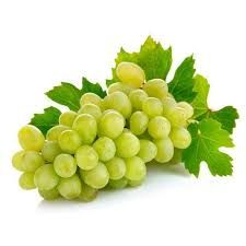 Fresh Natural Green Grapes