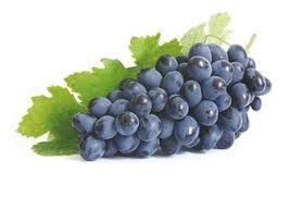 Fresh Sweet Black Grapes