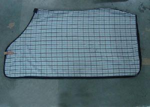 Tartan Check Woolen Rugs