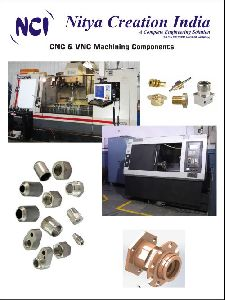 Cnc & Vmc Machine Components