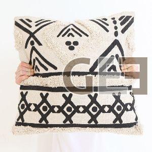 Tufted Cushion Cover