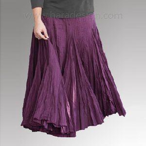 Beautiful Long Kali Designer Skirt