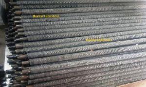 Mild Steel Finned Tubes