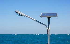 Solar Street Light Installation And Yearly Maintenance Services