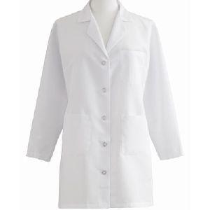 Cotton Plain Doctor Coat