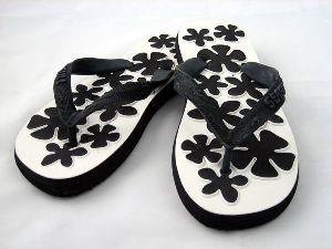 Foot Beach Flip Flop