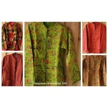 Collection of Kantha Jackets