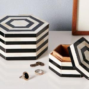 Horn Bone Boxes