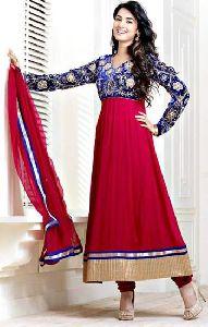 Anarkali Style Salwar Kameez