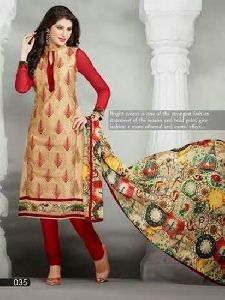 Art Silk Suits Salwar Kameez