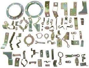 Sheet Metal Component 03