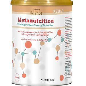 Metanutrition Msud