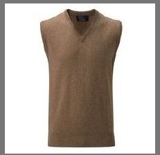 Half Sleeve School Sweater