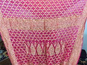 Designer Banarasi Bandhani  Saree