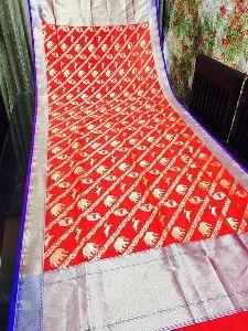 Designer Bandhani Banarasi Dupatta
