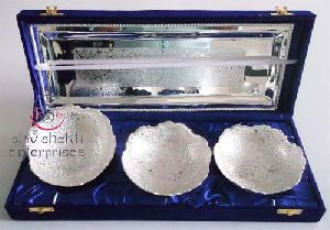 Silver Plated Kitchen Ware