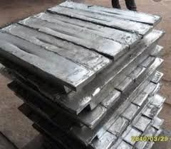 Re-melted Lead Ingots