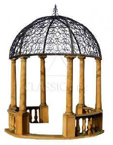 Stone Dome Gazebo