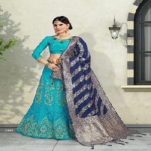 Designer Heavy Bridal Lehenga