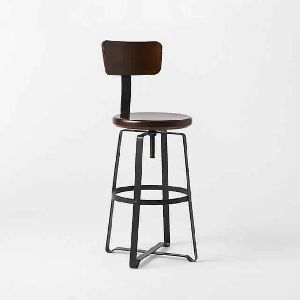INDUSTRIAL BAR COUNTER CHAIR