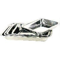 Baking Tray Without Grill Stainless Steel