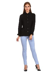 Ladies Black Shirts