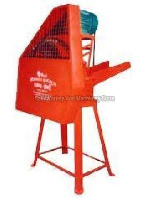 Semi Automatic Chaff Cutter Machine 02
